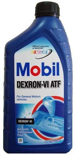 Mobil 103529 Dexron-VI Automatic Transmission Fluid - 1 Quart (Pack of 12) (Transmission Fluid Mobile 1 compare prices)