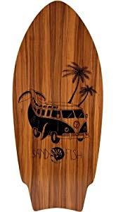 Sandfish Board Chocka Skimboard from DB Skim and Skate