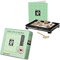 Toysmith Mini Zen Garden-Black
