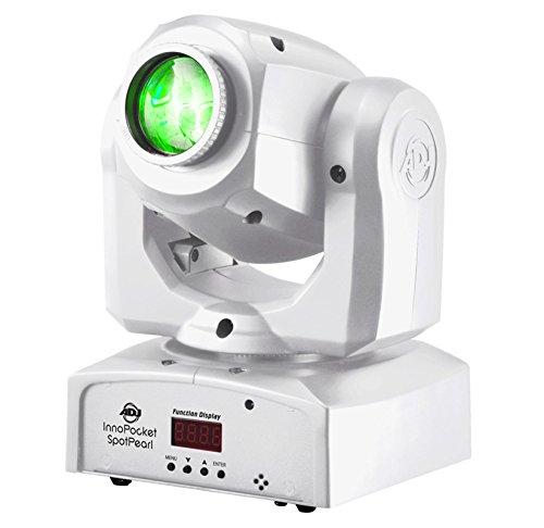 NEW AMERICAN DJ Inno Pocket Spot Pearl LED Mini Moving Head 12