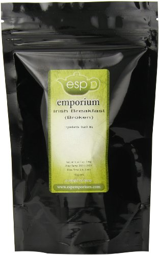Esp Emporium Black Tea Blend, Irish Breakfast, 1.76 Ounce