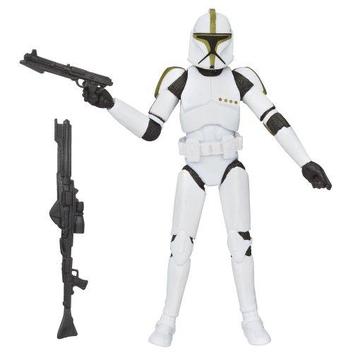 Star Wars The Black Series Clone Trooper Sergeant Figure 3.75 Inches