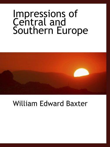 Impresiones de Europa Central y meridional
