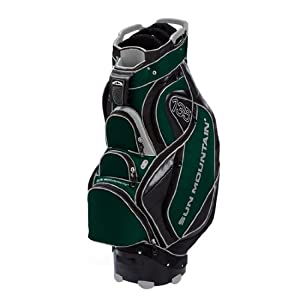 Buy Sun Mountain 2012 C-135 Golf Bag (Black Pine) by Sun Mountain