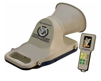 Hunters Specialties Johnny Stewart Bloodhound Electronic Predator Wildlife Call