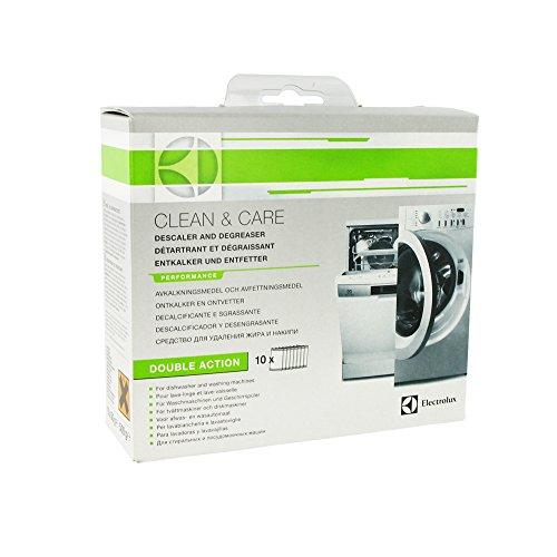 DETERGENTE ED ANTICALCARE PER LAVATRICI E LAVASTOVIGLIE - Clean&Care Box - Disincrostante