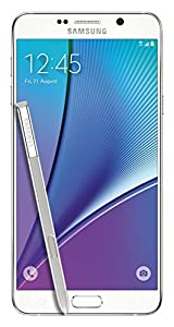 Samsung Galaxy Note 5, White  64GB (AT&T)