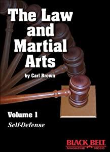 The Law and Martial Arts, Vol. 1