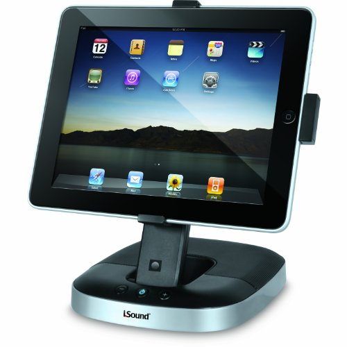 iSound Cinema Sound for iPad and iPad 2 (ISOUND-4561)
