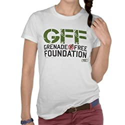 Jersey Shore: Grenade Free Foundation Tee - Girls
