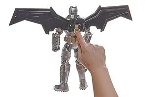 "Batman v Superman: Dawn of Justice Electro-Armor Batman 12"" Deluxe Figure at Gotham City Store"