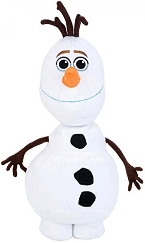 Lowest Prices! Disney Frozen Olaf Cuddle Pillow