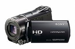 Sony HDR-CX550V 64GB High Definition Handycam Camcorder