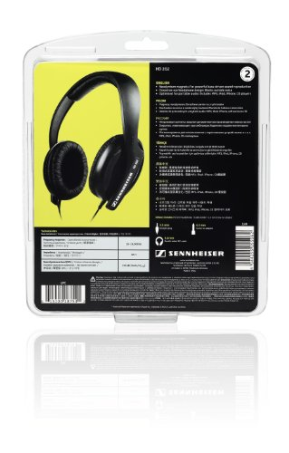 Sennheiser-HD-202-II-Professional-Headphones-Black