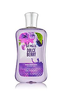 Venice Dolce Berry Shower Gel 10 Oz By Bath & Body Works