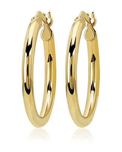 Melin Paris Pendientes Gold