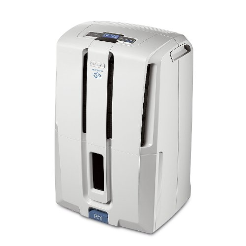 De'Longhi DD30P 30 Litre Portable Dehumidifier with Pump System
