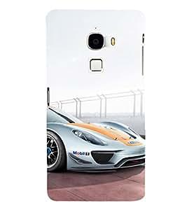 EPICCASE Sports car Mobile Back Case Cover For LeTV Le Max (Designer Case)