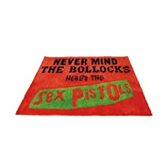 MLE SEX PISTOLS NEVER MIND RUG MAT