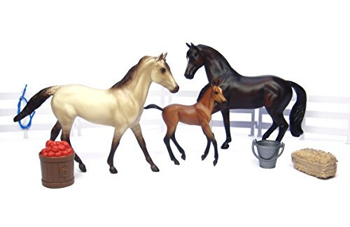 Breyer Classics Sport Horse Family Toy Set by Breyer
