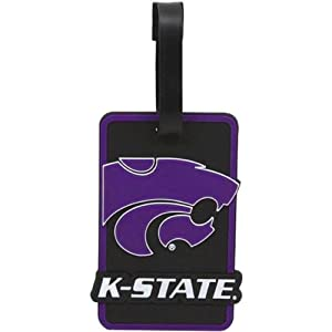 Kansas State Wildcats - NCAA Soft Luggage Bag Tag