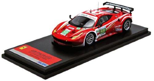 fujimi-fjm1343002-vehicule-miniature-modele-a-lechelle-ferrari-458-italia-gt2-le-mans-2012-echelle-1