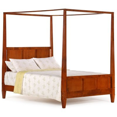 Night and Day Laurel Canopy Platform Bed - ND195