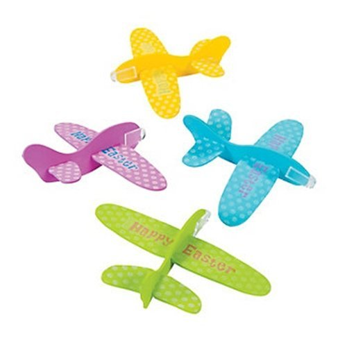 Foam Easter Gliders - 48 per pack - 1