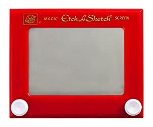 Ohio Art Classic Etch A Sketch Magic Screen