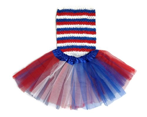RED, BLUE & WHITE Baby/Toddler