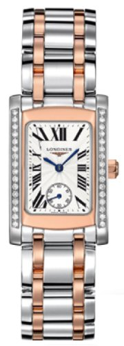 NEW LONGINES DOLCEVITA LADIES WATCH L5.155.5.79.7