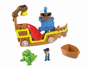 Jake and the Never Land Pirates: Splashin' Bucky Bath Toy