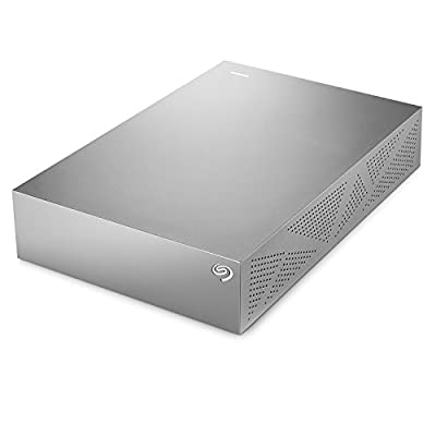 Seagate Backup Plus 4TB Desktop External Hard Drive for Mac with 200GB of Cloud Storage Mobile Device Backup USB...