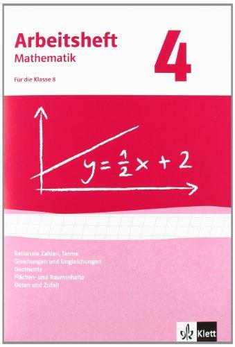 Arbeitshefte Mathematik - Neubearbeitung / Rationale Zahlen, Terme, Gleichungen und Ungleichungen, Geometrie, Flächen- und Rauminhalte, Daten und Zufall: Arbeitsheft plus Lösungsheft