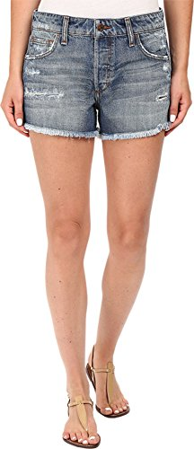 Joe's Jeans Women's A-Line Jean Short, Steph, 26 Joes Jeans Joes Cut Off Shorts