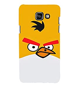 EPICCASE Mad Birds Mobile Back Case Cover For Samsung Galaxy A7 (Designer Case)