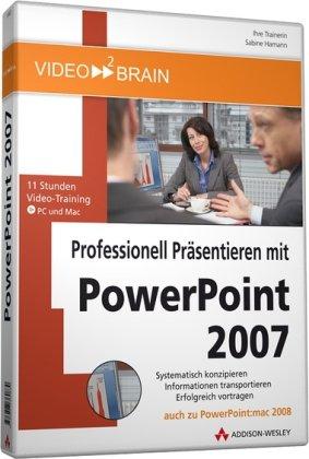 Video2Brain PowerPoint 2007 DVD