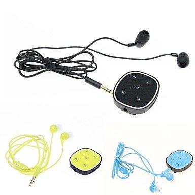 Zcl Z-B92 Mini Music Hi-Fi Bluetooth V4.0+Nfc In-Ear Earphone Headphone Headset With Mic For Iphone Samsung +More , Blue