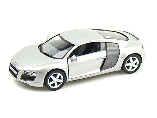 Audi R8 1/36 Silver (Audi R8 Model compare prices)