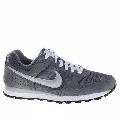 mens grey nike trainers