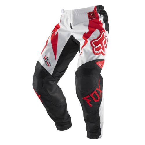 Fox Racing  Mens 180 Giant Motocross Pants Red 30