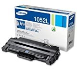 205195: Samsung Black Toner Cartridge for ML-1910/1915/2525/2525w/2580n (Yield 2500 pages) (MLT-D1052L/ELS)