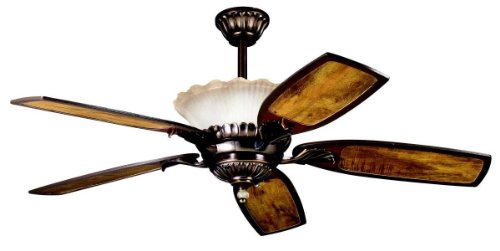 Golden Iridescence Ceiling Fan by Kichler Lighting