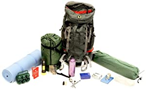 Stansport Internal Frame Pack Camping Set by StanSport