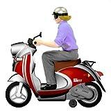 "Silverlit 85919 - Mini Scooter 2-Kanal Boyvon ""Silverlit"""