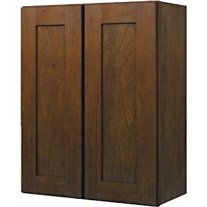 amazon com sunnywood prod 24x30 wall cabinet home rta kitchen cabinets sunnywood prod sw2418 sherwood 24 x