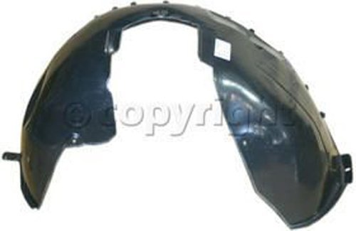crash-parts-plus-front-passenger-side-right-splash-shield-fender-liner-for-1999-2005-saab-9-5