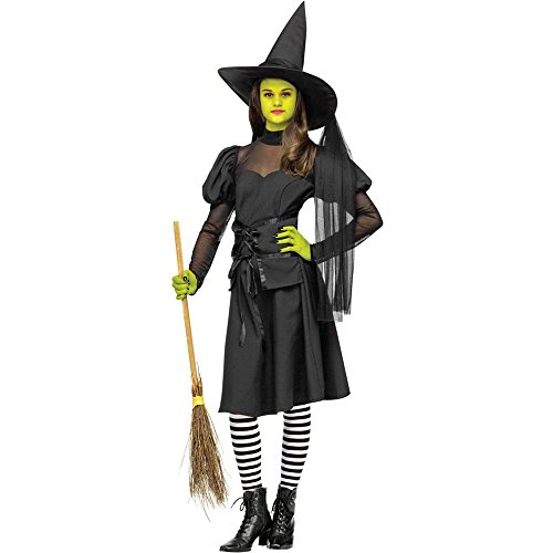 Ms. Wicked Witch Teen Costume - Teen