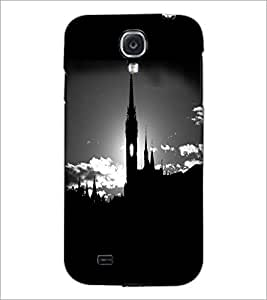 PrintDhaba Tower D-2011 Back Case Cover for SAMSUNG GALAXY MEGA 6.3 (Multi-Coloured)