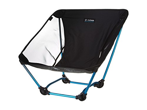 Helinox(ヘリノックス) ヘリノックスグランドチェア(Helinox Ground Chair Camping Chair):ブラック(Black)【並行輸入品】
